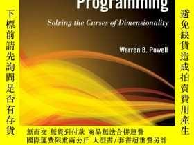 二手書博民逛書店【罕見】Approximate Dynamic Programming: Solving the Curses o