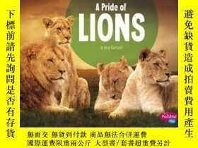 二手書博民逛書店A罕見Pride of LionsY346464 Amy Kor