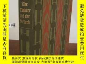 二手書博民逛書店裏德名著《迴廊與壁爐》林德沃德木刻版畫,罕見1932年紐約文物出
