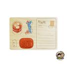 【收藏天地】印章明信片*小籠包 ∕  印章 擺飾 送禮 趣味 文具 創意 觀光 記念品
