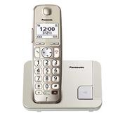 Panasonic 國際牌 DECT數位無線ECO節能大字按鍵電話KX-TGE210**免運費***