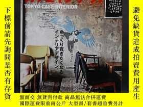 二手書博民逛書店日本原版罕見CLUTCH BOOKS 東京咖啡館裝潢案例選 TO