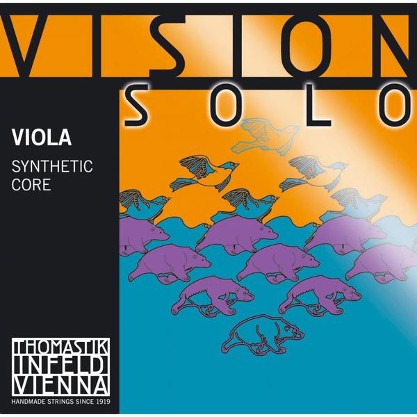 小叮噹的店 -中提琴弦 (第一弦 A弦) 奧地利 Thomastik Vision Solo VIS21