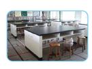 耐酸鹼實驗桌 工作桌 尺寸長180X寬90X高75cm 另有各種尺寸:歡迎來電洽詢