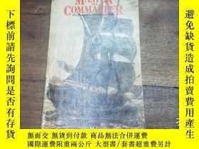 二手書博民逛書店master罕見and commanderY270271 PAT