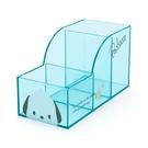 【震撼精品百貨】Pochacco 帕帢狗~日本SANRIO三麗鷗~三層筆筒-藍*58419