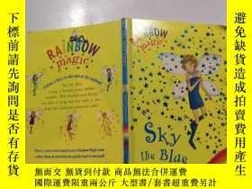 二手書博民逛書店sky罕見the blue fairy: 藍天仙女Y212829
