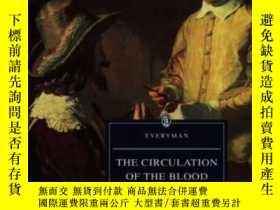 二手書博民逛書店Circulation罕見Of The Blood (everyman s Library (paper))Y