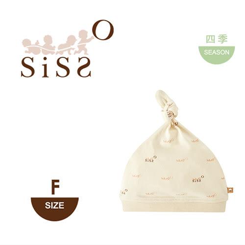 【SISSO有機棉】SISSO SISSO柔棉嬰兒帽