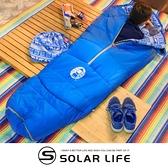 Coleman 兒童可調式海軍藍睡袋/C4/CM-27270.木乃伊睡袋 化纖睡袋 纖維睡袋 露營單人睡袋 戶外保暖防寒
