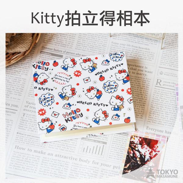 【東京正宗】 三麗鷗 Hello Kitty 凱蒂貓 拍立得 收納 相本 相簿 40入 kitty 滿版