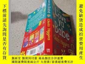 二手書博民逛書店love罕見ya babe愛你寶貝Y200392