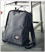 日韓版新款純色學院風時尚雙肩包男女學生休閒通用後背包書包 新年鉅惠