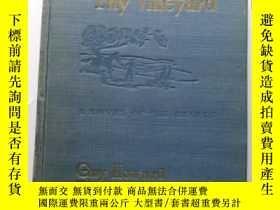 二手書博民逛書店Gice罕見Me the vineyard 英文原版1949-0