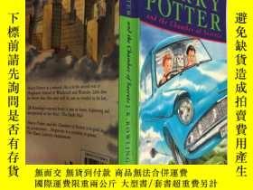 二手書博民逛書店Harry罕見Potter and the Chamber of Secrets 哈 利波特與密室Y20039