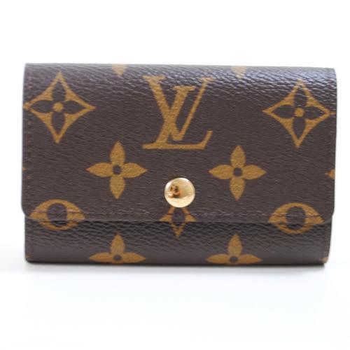 Louis Vuitton LV M62630 Monogram經典花紋6扣鑰匙包 全新 現貨