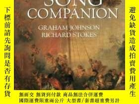 二手書博民逛書店A罕見French Song CompanionY364682 Graham Johnson Oxford U