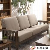 35/45D高密度海綿沙發墊定做加硬加厚飄窗墊布藝實紅木坐墊床墊子【星際小鋪】