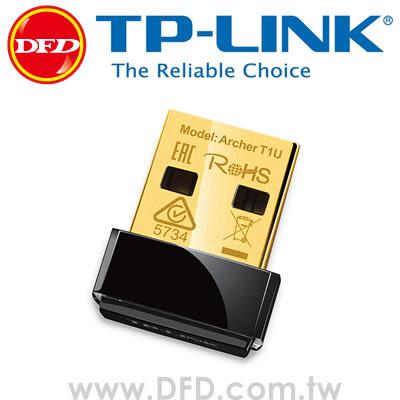 TP-LINK Archer T1U AC450 無線微型USB網路卡 全新公司貨