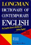 二手書博民逛書店 《Longman Dictionary of Contemporary English: 》 R2Y ISBN:0582237483│Longman Group