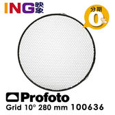 Profoto Grid 280mm 10° 蜂巢 反光罩專用 100636 佑晟公司貨