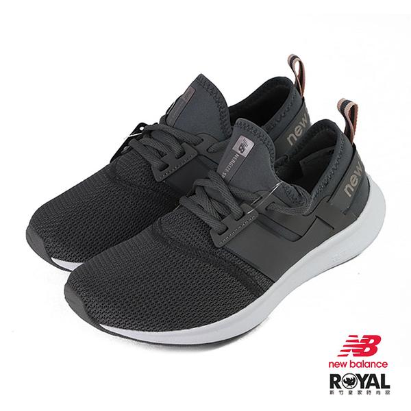New balance Nergize Sport 灰色 網布 休閒運動鞋 女款NO.J0394【新竹皇家 WNRGSSG1】
