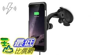 [106美國直購] XVIDA 車用無線充電組(iPhone 7 Plus)吸盤式 Charging Car Kit Suction Cup Moun