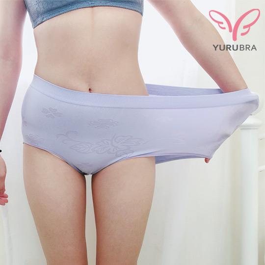 【玉如內褲】豐臀系涼感無縫褲。三角 高腰 無痕 超彈力 舒適 提臀 包小腹 台灣製。※K073
