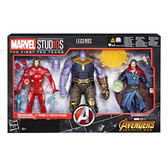 MARVEL超級英雄漫威電影工作室10週年 LEGENDS 傳奇黑標6吋 鋼鐵人MK50薩諾斯奇異博士 BAF 玩具e哥