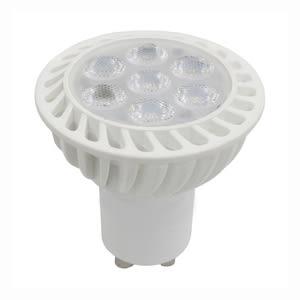 8W GU10 二代LED杯燈 燈泡色
