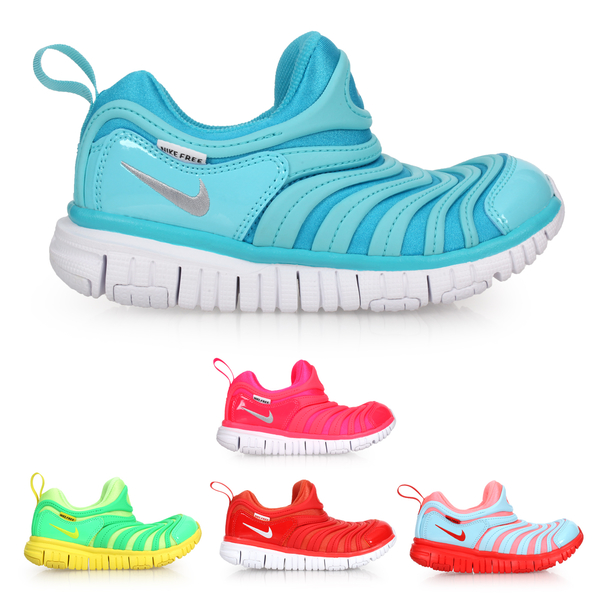 NIKE 男女兒童童鞋 DYNAMO FREE(PS)(免運費 大童 毛毛蟲≡排汗專家≡