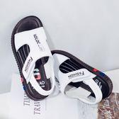 牛皮童鞋2018夏季新款男童涼鞋兒童沙灘鞋軟底韓版男孩涼鞋