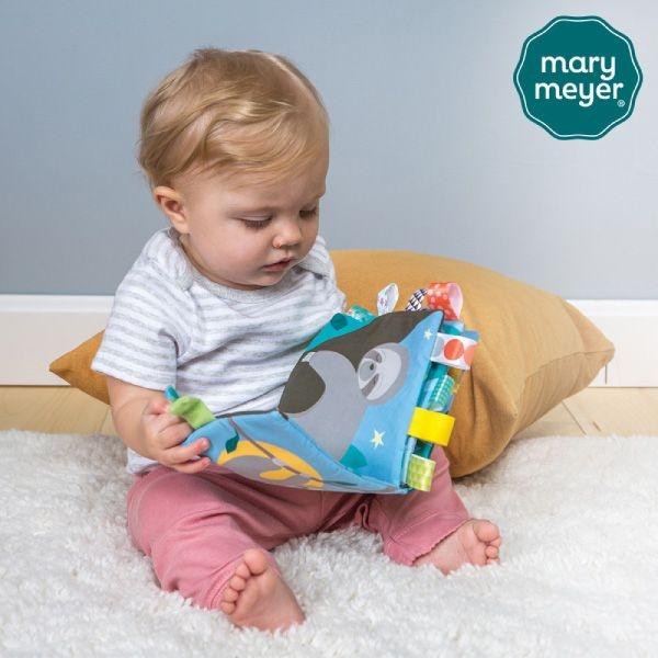 MARY MEYER 標籤布書-彩虹小馬/微笑樹懶