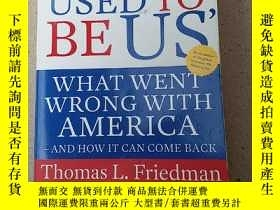 二手書博民逛書店That罕見Used to be Us: What Went Wrong with AmericaY16895