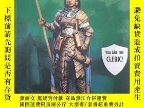 二手書博民逛書店Dungeons罕見& Dragons: Escape from Castle RavenloftY19139