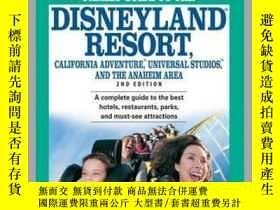二手書博民逛書店The罕見Everything Family Guide to the Disneyland Resort, Ca