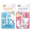 CAGA 牙佳 矽膠指套牙刷/乳牙刷(麋鹿/北極熊)