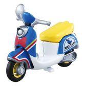《 TOMICA 》唐老鴨亞洲限定版摩托車╭★ JOYBUS玩具百貨