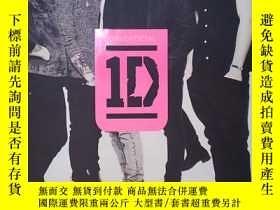 二手書博民逛書店One罕見Direction: Where We Are: Our Band, Our Story: 100% O