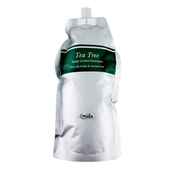 AMIDA茶樹有機洗髮精環保包1000ML