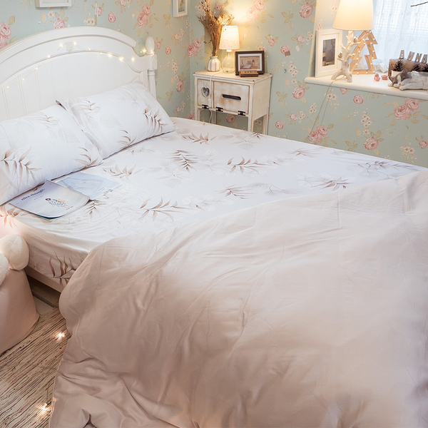 天絲(40支) D1雙人薄床包三件組 多款可選 100%天絲 台灣製 棉床本舖