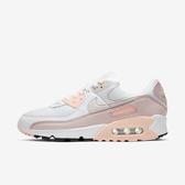 Nike W Air Max 90 [CT1030-101] 女鞋 運動 慢跑 休閒 籃球 經典 氣墊 穿搭 白 粉紅