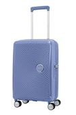 AT美國旅行者 2020新款防爆拉鍊 Curio立體唱盤刻紋硬殼拉鍊箱 登機箱/旅行箱-20吋(藍) AO8
