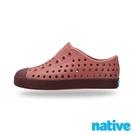 native 大童鞋 JEFFERSON 小奶油頭鞋-騎士紅