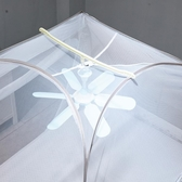 蚊帳蒙古包蚊帳免安裝可折疊1.2米1.5M1.8m2米床雙人家用蚊帳學生宿舍LX 宜室家居