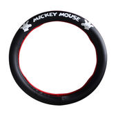 NAPOLEX 迪士尼米奇Mickey 雙色方向盤套S 尺寸