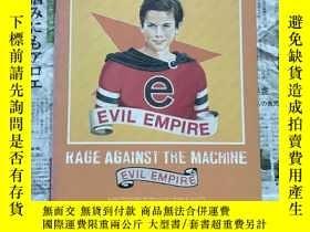 二手書博民逛書店Rage罕見Against The Machine 金屬樂隊樂譜 日版原版Y381654 草野昌一 株式會社