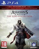 PS4 刺客教條 埃齊歐合輯(三合一 二代+兄弟會+啟示錄) -中文版- EZIO Collection Trilogy