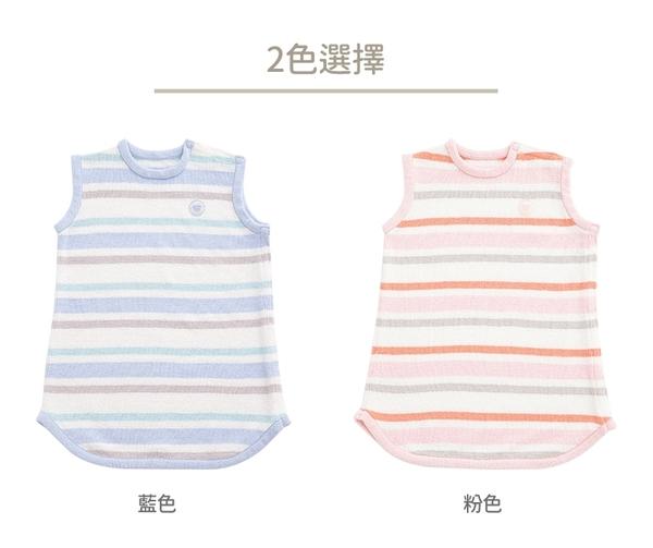 【奇哥】柔舒防踢背心4~5歲(2色選擇)