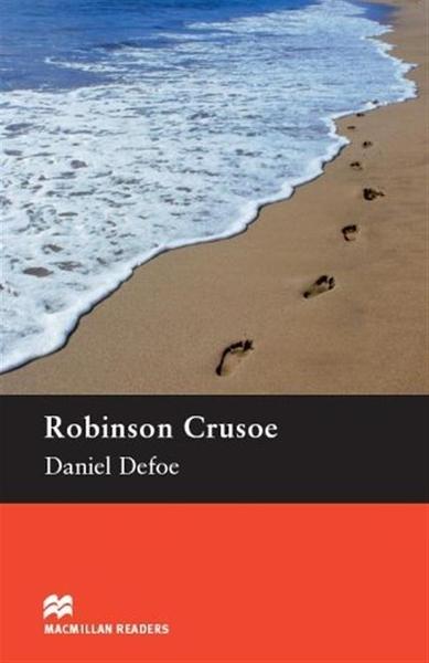 (二手書)Macmillan Readers Pre-Intermediate Level: Robinson Crusoe Pre In..